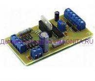 Драйвер шагового двигателя (Радиоконструктор K241)