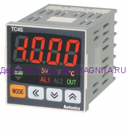 Терморегулятор TC4  -50°С +1200°С 96х96 мм