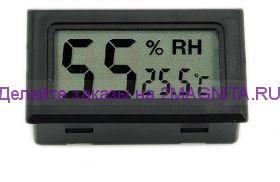 Мини измеритель влажности (гигрометр) и °C