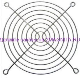 Металлическая решетка для вентилятора 120 мм
