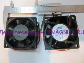 Вентилятор RQD 6025 12в 0.14А