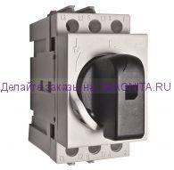 Выключатель модульный РМ-63 3П 20, 40, 63A
